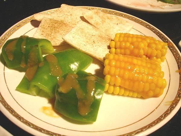 野菜三選一:選野菜盤