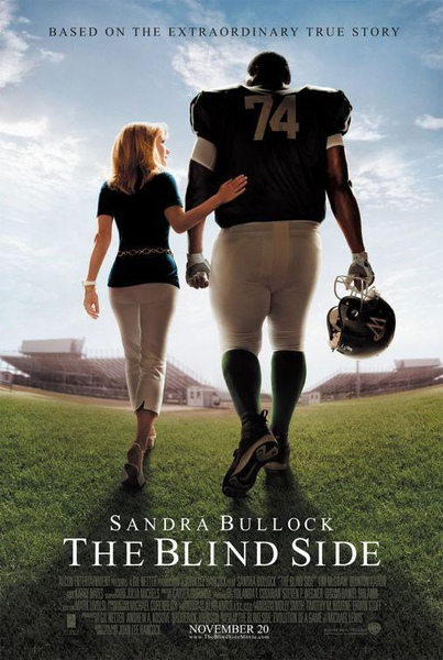 The Blind Side,攻其不備,2009
