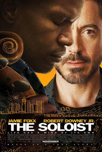 The Soloist,心靈獨奏,2009