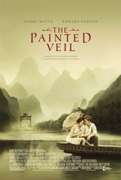 The Painted Veil,面紗/愛在遙遠的附近,2006