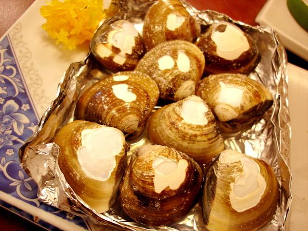 鹽烤蛤蜊60圓