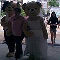 熊熊好可愛~~~~