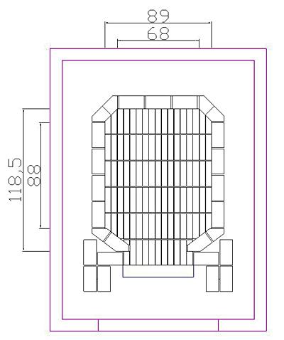 004材燒爐體底平面