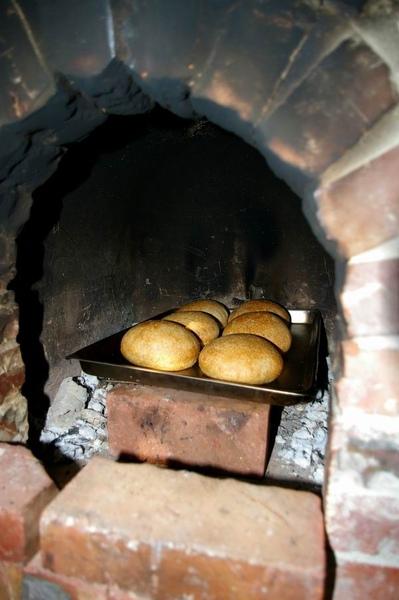烤爐烤麵包002.JPG