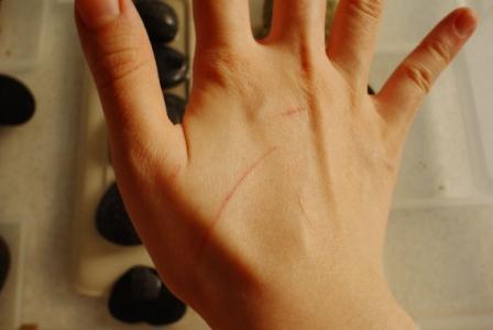 VIKA的爪痕
