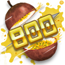 Wallpost_Highscore800, Fruit Ninja Frenzy
