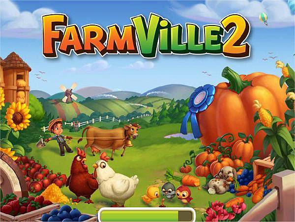 FarmVille 2, Facebook games