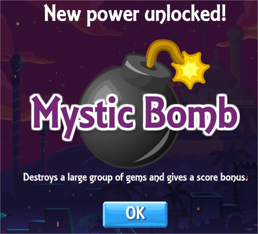 Mystic Bome, Diamond Dash