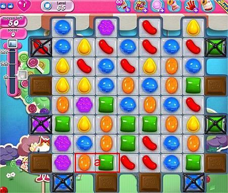Candy Crush Saga, LV.65