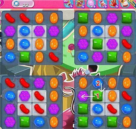 Candy Crush Saga, LV.33