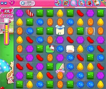 Candy Crush Saga, LV.79