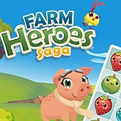 Farm Heroes Saga, Facebook games