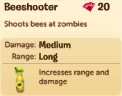Plants vs. Zombies Adventures, Beeshooters