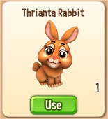 Royal Story, Thrianta Rabbit