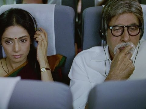 English Vinglish, Amitabh Bachchan