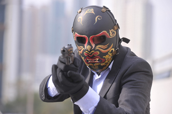 Movie, 魔警(That Demon Within), 電影劇照