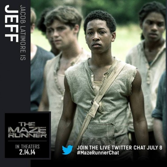 Movie, The Maze Runner(移動迷宮), 電影劇照
