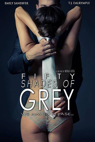 Movie, Fifty Shades of Grey / 格雷的五十道陰影 / 五十度灰 / 格雷的五十道色戒, 電影海報