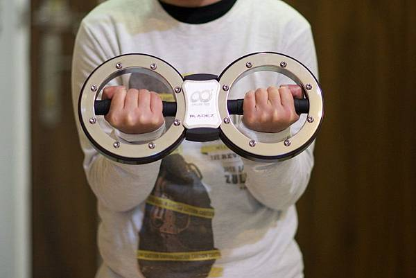 Bladez, 臂熱 全新二代可調阻力-10磅, 臂熱2代實際訓練心得