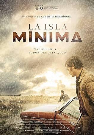 Movie, La isla mínima / 神秘沼澤 / 沼泽地 / Marshland, 電影海報