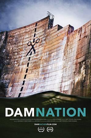 Movie, DamNation / 水壩之國 / 坝之患, 電影海報