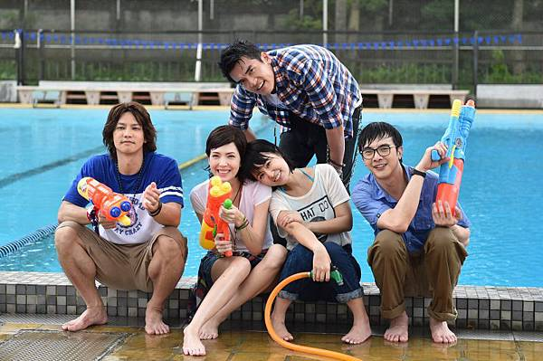 TV series, 16個夏天 / The Way We Were, 影集劇照