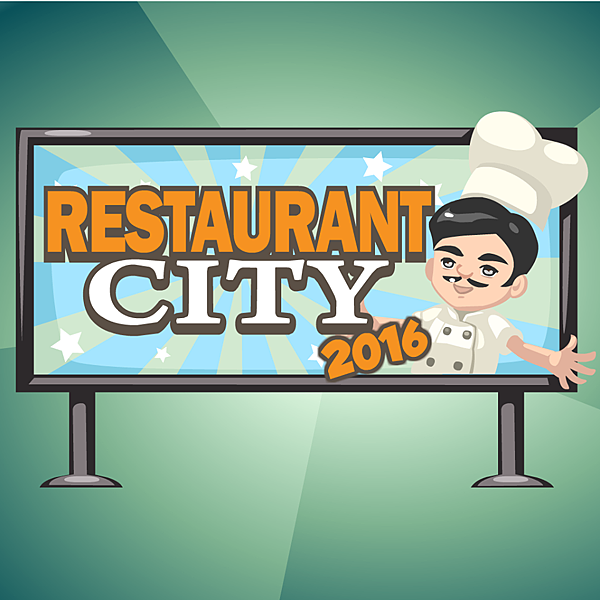 Restaurant City 2016, LOGO