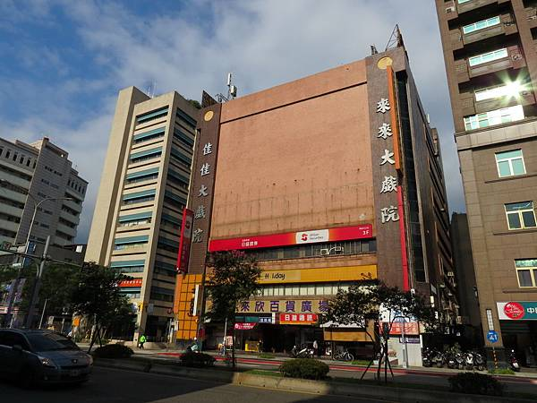 景美佳佳戲院, 台北市, 文山區, 羅斯福路六段