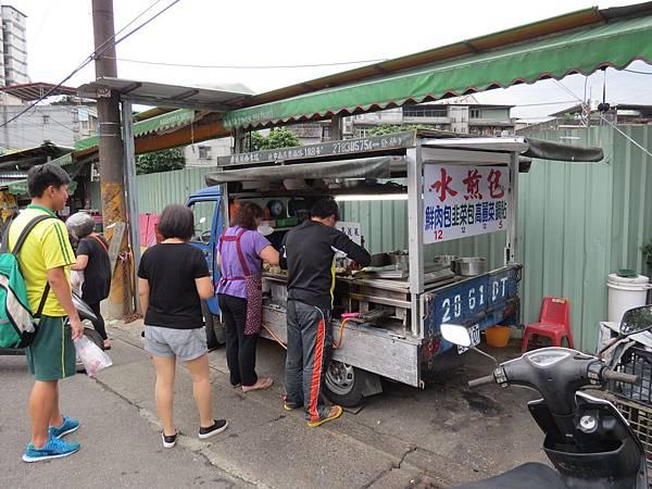 舊莊公園水煎包, 台北市, 南港區, 舊莊街一段