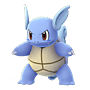 APP, Pokémon GO, 寶可夢圖片, #008 卡咪龜/Wartortle