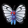 APP, Pokémon GO, 寶可夢圖片, #012 巴大蝶(任)/巴大蝴(台)/Butterfree