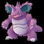 APP, Pokémon GO, 寶可夢圖片, #034尼多王/Nidoking
