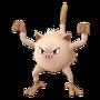 APP, Pokémon GO, 寶可夢圖片, #056猴怪/Mankey