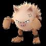 APP, Pokémon GO, 寶可夢圖片, #057火爆猴/Primeape