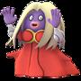 APP, Pokémon GO, 寶可夢圖片, #124迷唇姐/Jynx