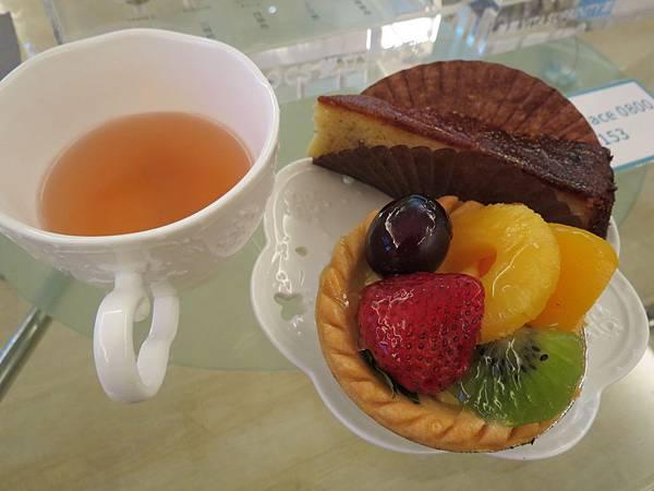 悅庭牙醫診所, 茶敘餐點