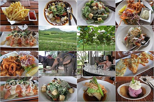 華欣葡萄園酒莊(Hua Hin Hills Vineyard), 縮圖
