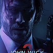 Movie, John Wick: Chapter 2(美國) / 捍衛任務2:殺神回歸(台) / 疾速特攻(中) / 殺神John Wick 2(港), 電影海報, 美國