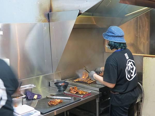 佐藤精肉店akiba, 廚房