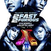 Movie, 2 Fast 2 Furious(美國.德國) / 玩命關頭2:飆風再起(台) / 狂野極速(港) / 速度与激情2(網), 電影海報