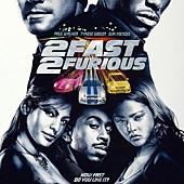 Movie, 2 Fast 2 Furious(美國.德國) / 玩命關頭2:飆風再起(台) / 狂野極速(港) / 速度与激情2(網), 電影海報, 美國