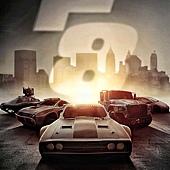 Movie, The Fate of the Furious(美國) / 玩命關頭8(台) / 速度与激情8(中) / 狂野時速8(港), 電影海報, 美國, IMAX