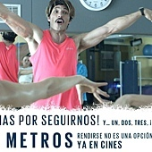 Movie, 100 metros(西班牙.葡萄牙) / 100公尺的人生(台) / 生命中的百米(網), 電影海報, 角色