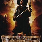 Movie, Pirates of the Caribbean: The Curse of the Black Pearl(美國) / 神鬼奇航:鬼盜船魔咒(台) / 加勒比海盗(中) / 魔盜王決戰鬼盜船(港), 電影海報, 角色海報