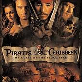 Movie, Pirates of the Caribbean: The Curse of the Black Pearl(美國) / 神鬼奇航:鬼盜船魔咒(台) / 加勒比海盗(中) / 魔盜王決戰鬼盜船(港), 電影海報, 美國