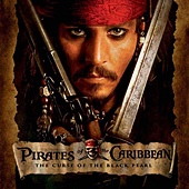 Movie, Pirates of the Caribbean: The Curse of the Black Pearl(美國) / 神鬼奇航:鬼盜船魔咒(台) / 加勒比海盗(中) / 魔盜王決戰鬼盜船(港), 電影海報, 美國, 角色海報