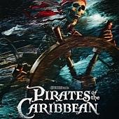 Movie, Pirates of the Caribbean: The Curse of the Black Pearl(美國) / 神鬼奇航:鬼盜船魔咒(台) / 加勒比海盗(中) / 魔盜王決戰鬼盜船(港), 電影海報, 美國, 預告海報