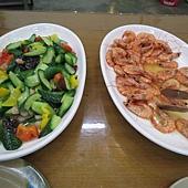頭城農場, 農場環境, 餐廳, 晚餐
