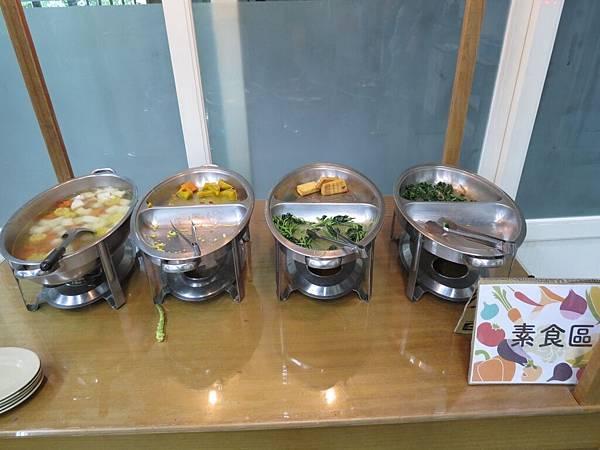 頭城農場, 農場環境, 餐廳, 午餐