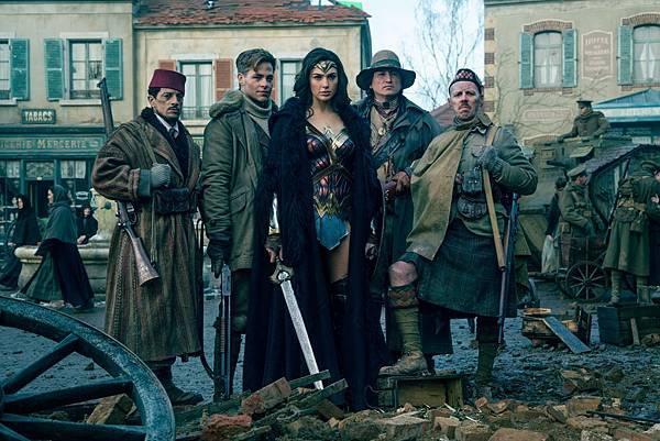 Movie, Wonder Woman(美國) / 神力女超人(台) / 神奇女侠(中) / 神奇女俠(港), 電影劇照